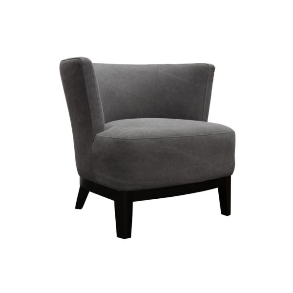 Velvet Arm Chair