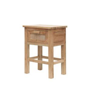 CRUSOE RETREAT - BEDSIDE TABLE