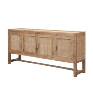 CRUSOE RETREAT ENTERTAINMENT CONSOLE