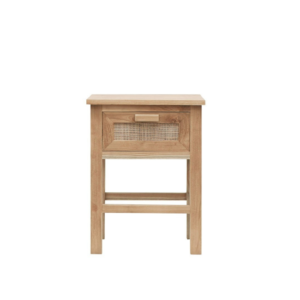 CRUSOE RETREAT - BEDSIDE TABLE