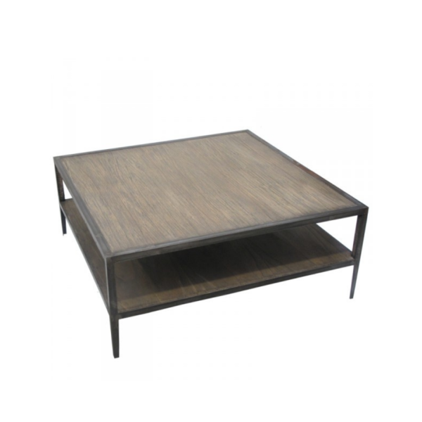 Engineer Coffee Table Square