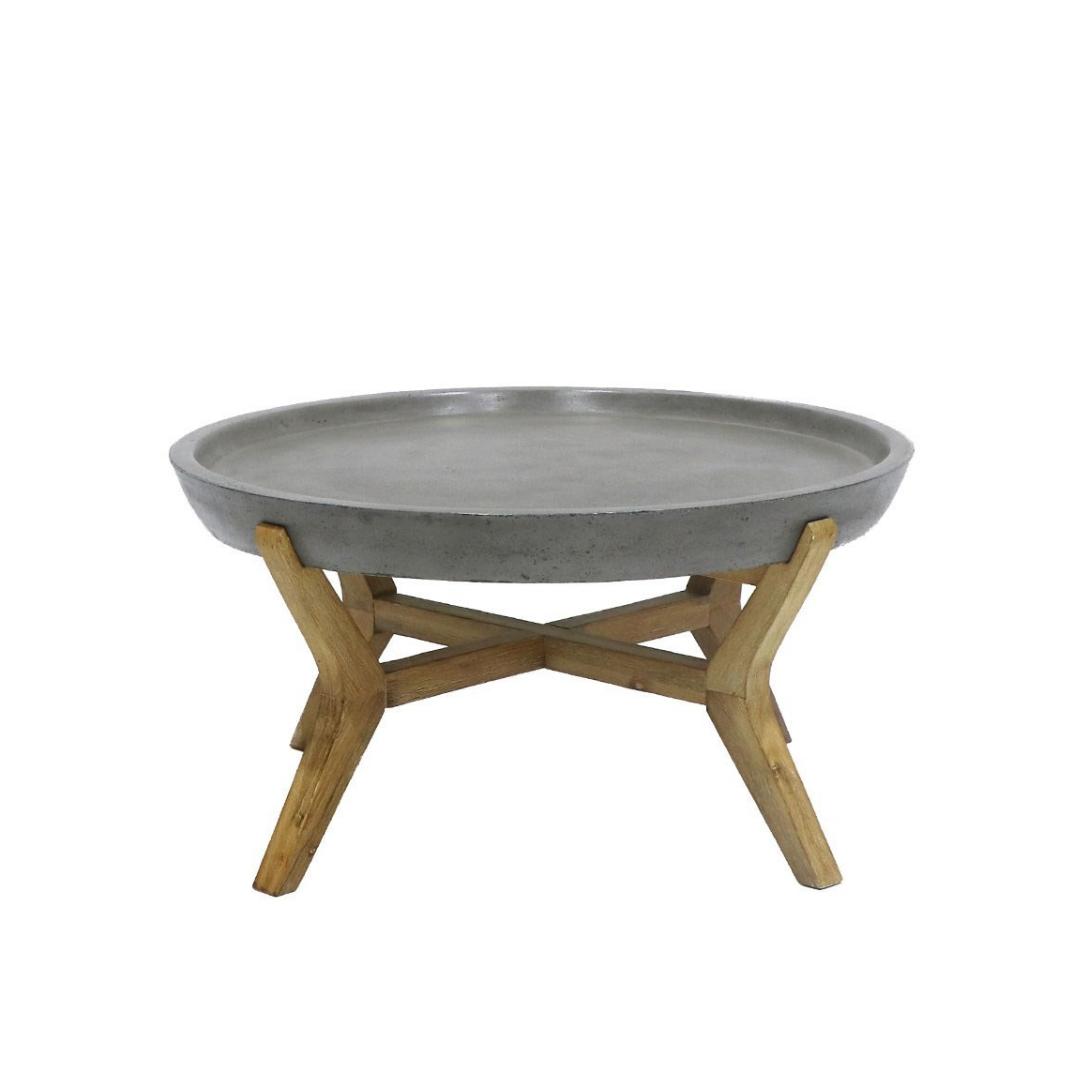 FRANCO CONCRETE COFFEE TABLE