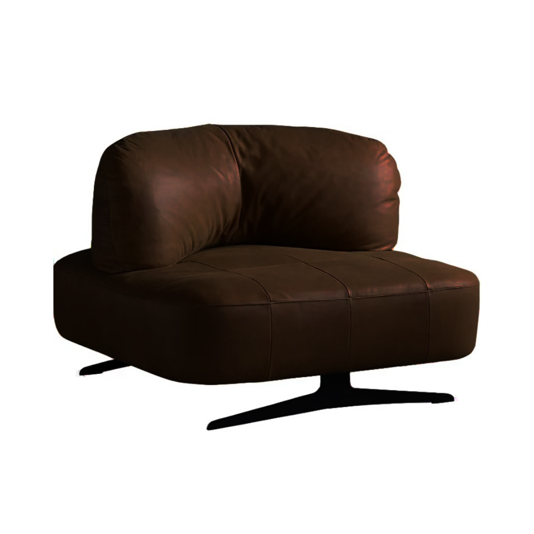 Georgio XL Leather Chair