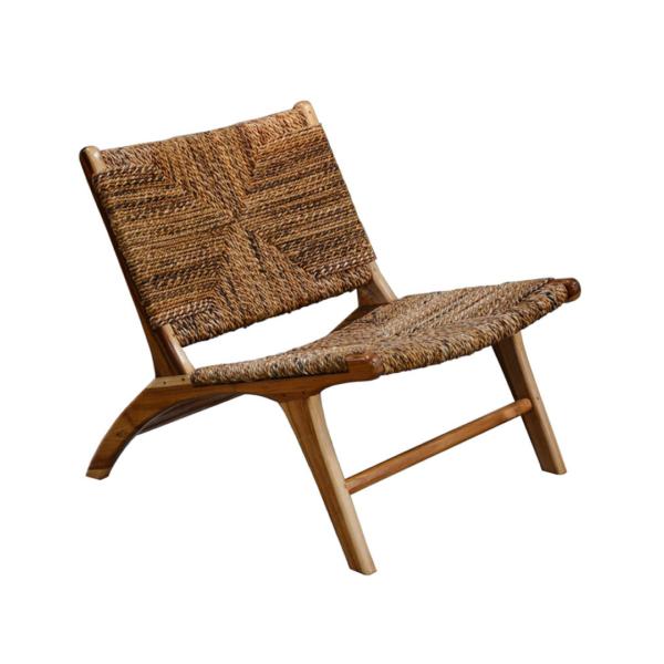 London Lazy Chair Abaca