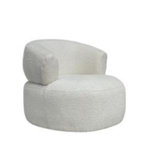 Boucle Arm Chair