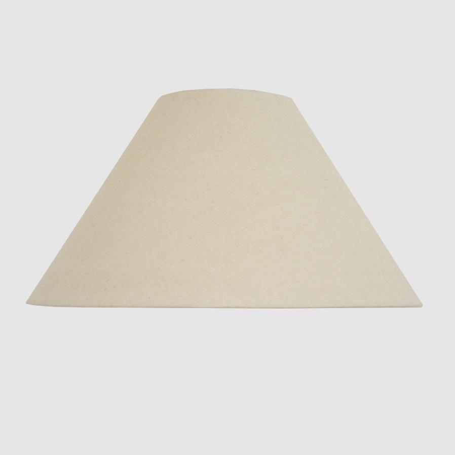 OATMEAL 56CM LAMPSHADE