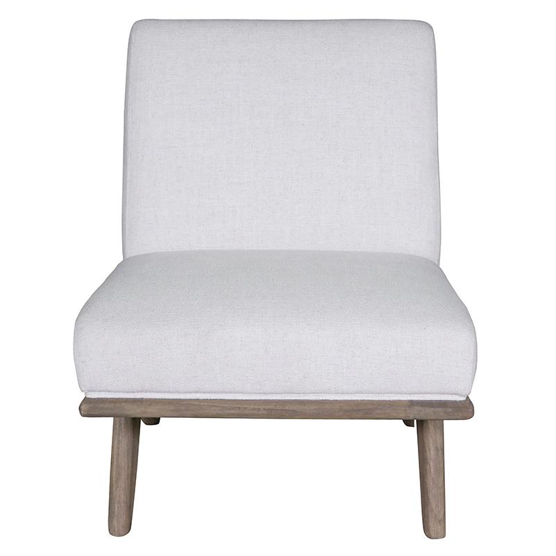Isoko Lounge Chair Old Wood Beech