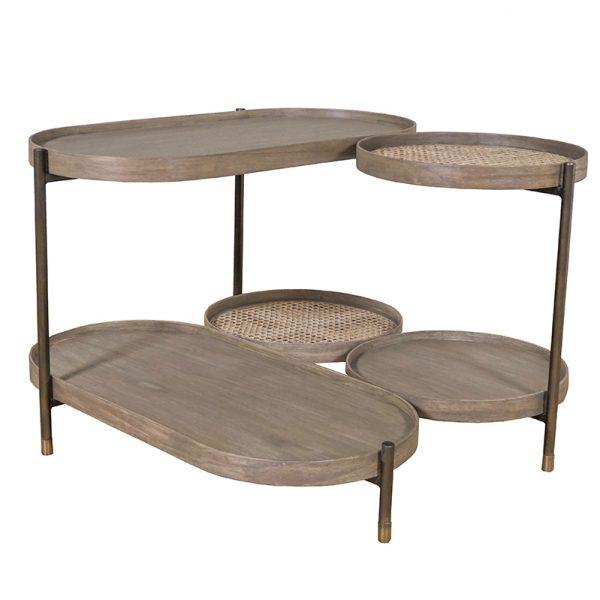 Rattan Amba Coffee Table