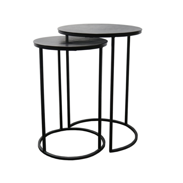 Punto Nest of 2 Tables