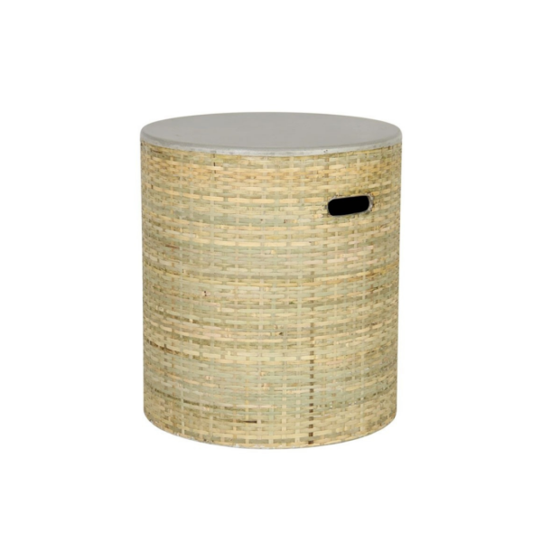 THATCH SIDE TABLE