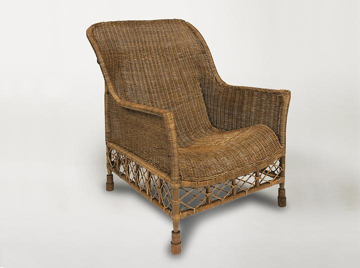 Rattan Gin and Tonic sofa