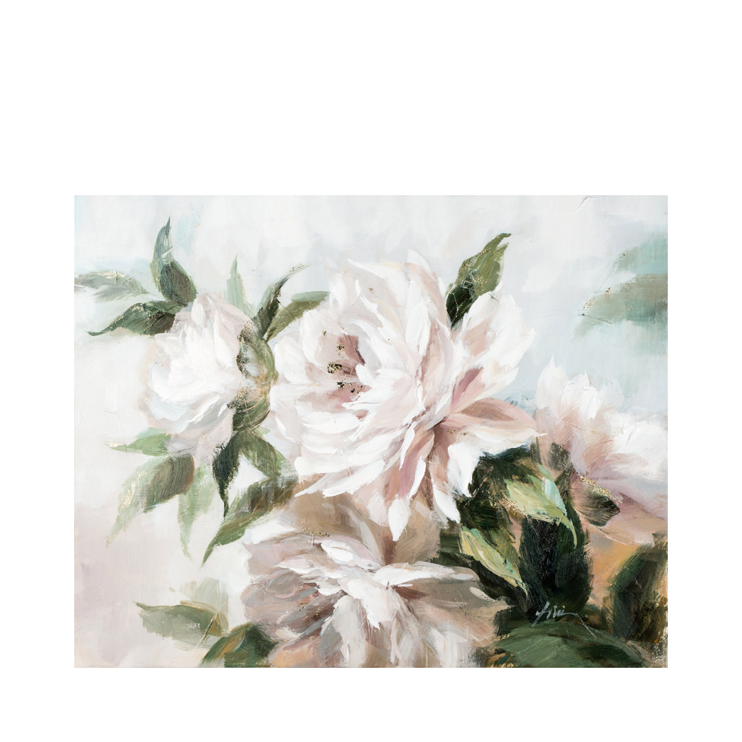 SHADES OF WHITE 11 CANVAS