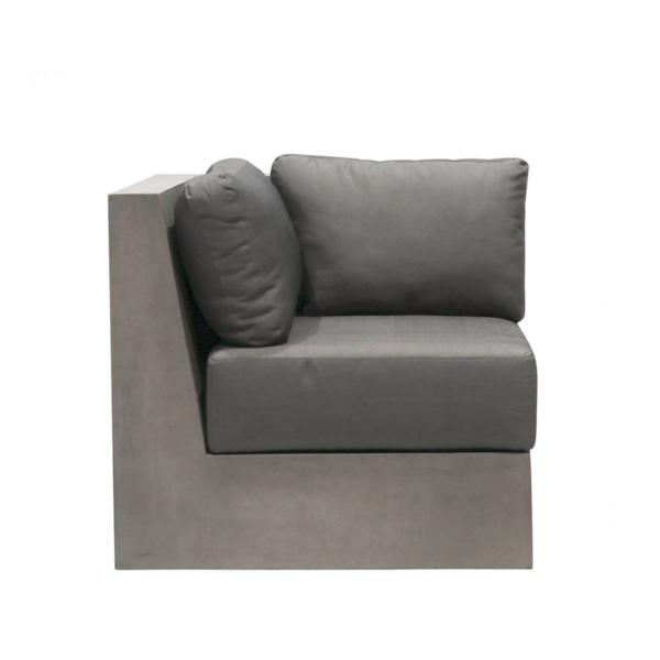 Cube Concrete Sofa corner