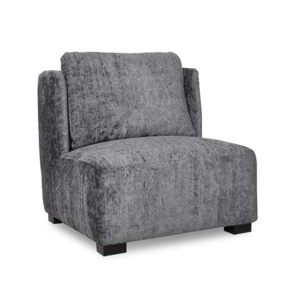 Quadria Occasional Chair Charcoal
