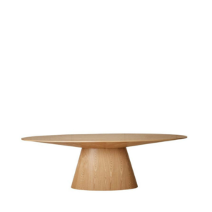 Classic Oval Dining Table