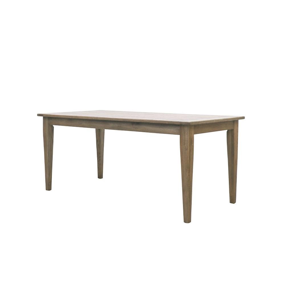 WAIHI OAK DINING TABLE