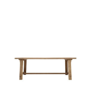 PARQ DINING TABLE NATURAL