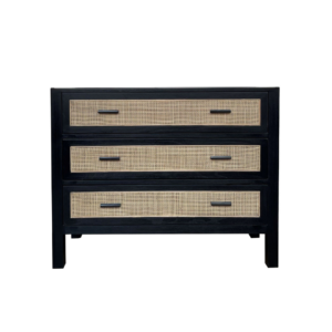 Lumsdown Commode 3 Drawer
