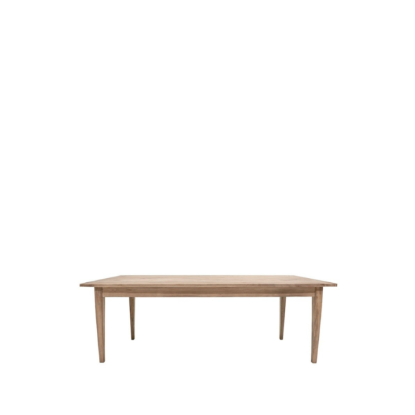 BASQUE ELM DINING TABLE